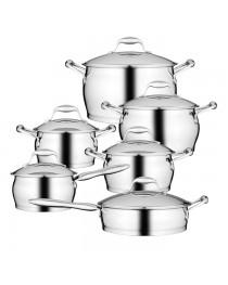 Набор посуды Berghoff Essentials 12 пр 1100178