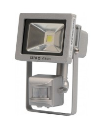 Прожектор с датчиком движения YATO YT81801