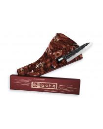 "Нож кухонный овощной Накири, 168 мм, Samura ""Blacksmith"" (SBL-0043)"
