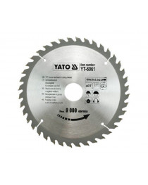 Диск пильный Yato 184х30х3.2х2.2 мм YT-6061