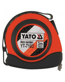 Рулетка Yato 3м (YT-7103)
