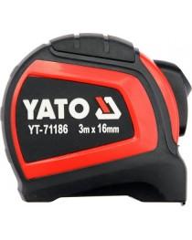 Рулетка YATO YT-71186