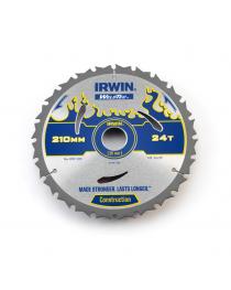 Пильный диск по дереву Irwin (1897370)
