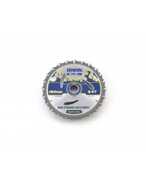 Пильный диск IRWIN 1897363 Weldtec 160X20X40 ATB