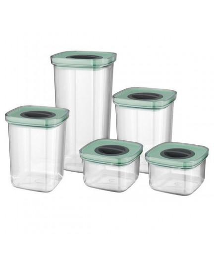 Набор контейнеров со смарт-системой хранения Berghoff LEO, 5 шт. 3950129