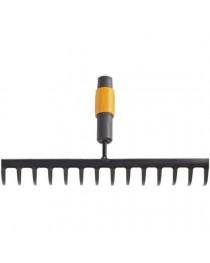Грабли для грунта 14 зубьев Fiskars QuikFit 135511 (1000653)