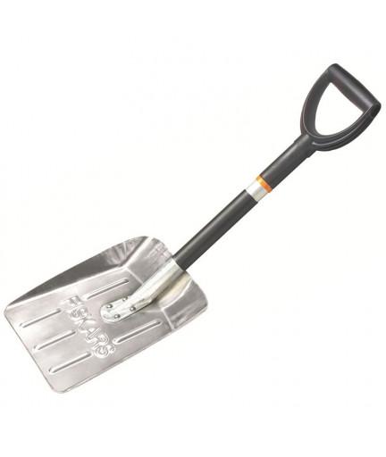 Лопата для уборки снега автомобильная Fiskars Snow Light 141020 (1000740)