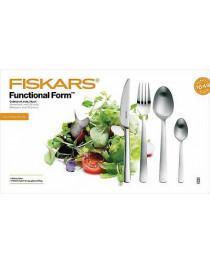 Набор столовых приборов Fiskars 24 прибора Мат (1002961)