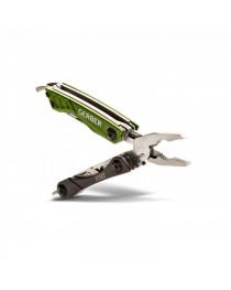 Мультитул Gerber Dime Micro Tool, зеленый, 31-001132