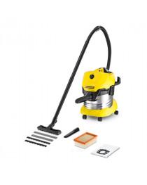Профессиональный пылесос Karcher WD 4 Premium (1.348-151.0)