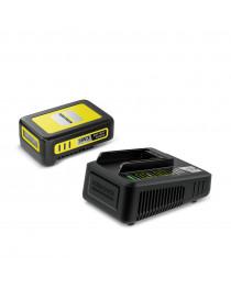 Аккумулятор и зарядное устройство Karcher 18 V 2.5 Ah (2.445-062.0)
