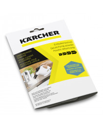 Средство от накипи Karcher (6 штук x 17 г) (6.295-987.0)