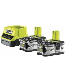 Аккумулятор и зарядное устройство RYOBI ONE+ RC18120-240