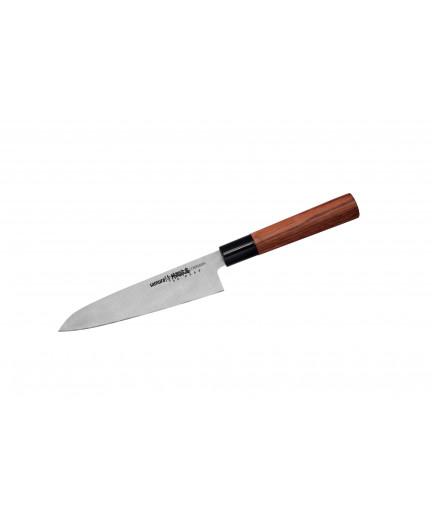 """Нож кухонный Шеф, 170 мм, Samura """"Okinawa"""" (SO-0185)"""