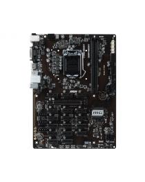 Материнская плата MSI B360-F PRO, LGA1151, DDR4, 4 x SATA, 4 x USB 3.1 Gen1