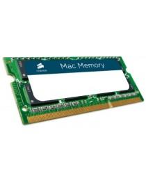Модуль CORSAIR 8GB DDR3 1333 MHz CL9 SO-DIMM Apple Qualified (CMSA8GX3M1A1333C9)