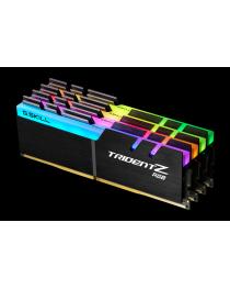 Модуль G.Skill TridentZ RGB 32GB F4-3200C16Q-32GTZR