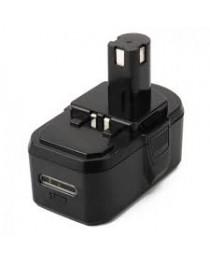 Батарея Qoltec для Ryobi RB18L50 | 3000mAh | 18V 52994