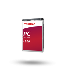 "Жесткий диск HDD 2.5"" 1Tb SATA-III Toshiba L200 [HDWL110UZSVA, 5400rpm, 128Mb] BULK"