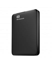 "ВНЕШНИЙ ЖЕСТКИЙ ДИСК 2.5"" 500GB WESTERN DIGITAL Elements Portable 2.5 '' 500GB USB3, черный  (WDBUZG5000ABK-WESN)"