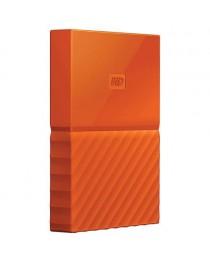 "ВНЕШНИЙ ЖЕСТКИЙ ДИСК 2.5"" 3TB WESTERN DIGITAL My Passport 2.5 '' 3TB USB 3.0 Orange (WDBYFT0030BOR-WESN)"