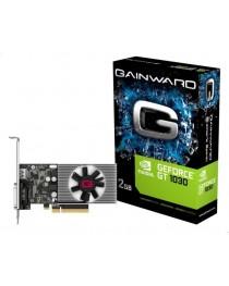 Видеокарта Gainward GeForce GT 1030, 2GB DDR4, HDMI, DVI