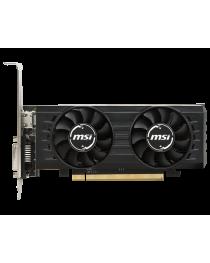 Видеокарта MSI Radeon RX 550 4GT LP OC Radeon RX 550 4GT GDDR5 1203 MHz/6000 MHz HDMI/DL-DVI-D