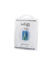 USB звуковая карта Natec UGO 5.1 (virtual) USB 2.0 UKD-1085