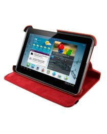 "4World защитный чехол/Stand for Galaxy Tab 2, Rotary, 7"", red (09113)"