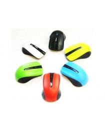 Мышь Gembird Wireless optical mouse MUSW-101-G, 1200 DPI, nano USB, red (MUSW-101-R)