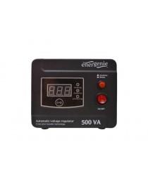Стабилизатор напряжения Gembird EnerGenie 220 В 500 ВА (EG-AVR-D500-01)