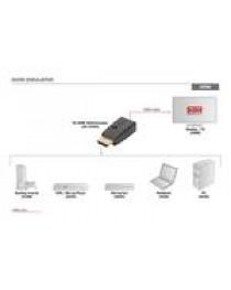Эмулятор DIGITUS HDMI EDID 4K 60 Гц UHD HDCP 2.2 (DA-70466)
