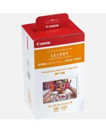 Paper Canon RP108 ink/paper set   100x148mm   108 sheets   CP820/910/1200/1000