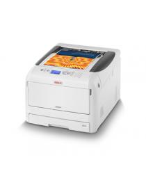 Лазерный принтер Oki C823dn 46550702