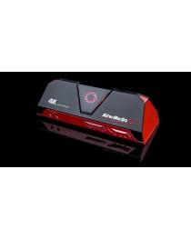 Видео граббер AVerMedia Live Gamer Портативный 2 Plus, USB, HDMI, 4Kp60 61GC5130A0AH