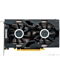 Видеокарта Inno3D GeForce RTX 2060 Twin X2, 6GB GDDR6, HDMI, 3xDP N20602-06D6-1710VA23