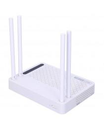 Беспроводной гигабитный маршрутизатор TOTOLINK 1167 Мбит / с 2,4 / 5 ГГц802.11ac, USB 2.0 (A3002RU)