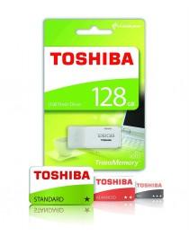 USB флеш накопитель Toshiba USB U202 128GB USB 2.0 Белый THN-U202W1280E4
