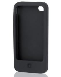 Силиконовый чехол для iPhone 4 и 4S I-BOX IIP002