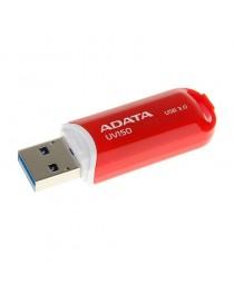 USB флеш накопитель Adata DashDrive UV150 16 ГБ USB3 90/20 МБ, красный AUV150-16G-RRD
