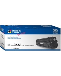Тонер Black Point LBPPH36A | Черный | 2700 р. | HP CB436A (LBPPH36A)