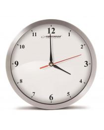 Настенные часы - белый esperanza ehc009w detroit (EHC009W - 5901299929742)