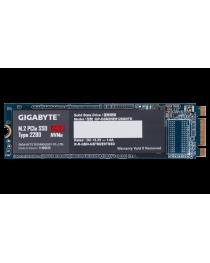 GIGABYTE M.2 PCIe SSD 128 ГБ, R / W 1100/500 МБ / с