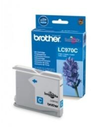 Чернила Brother голубой | 300pgs | DCP135 / DCP150 / MFC235 / MFC260 (LC970C)