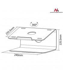Алюминиевая настольная подставка Maclean MC-730 Deluxe MC-730