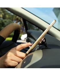 Baseus Автомобильный магнитный держатель для телефона поворотный SUGENT-NT0S