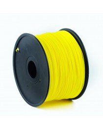 Нить Gembird ABS Yellow | 1,75mm | 1kg (3DP-ABS1.75-01-Y)