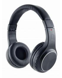 Bluetooth-гарнитура Gembird '' Варшава '', микрофон и стерео, черный цвет BHP-WAW