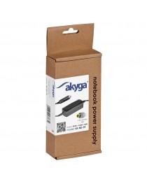 Автомобильный блок питания для ноутбука Akyga Car notebook power supply AK-ND-39 20V/4.5A 90W 7.9x5.5 mm + pin Lenovo (AK-ND-39)