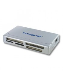 Картридер Integral USB MULTI CARD READER - SUPPORTS SDHC & SDXC (INCRMULTI)
